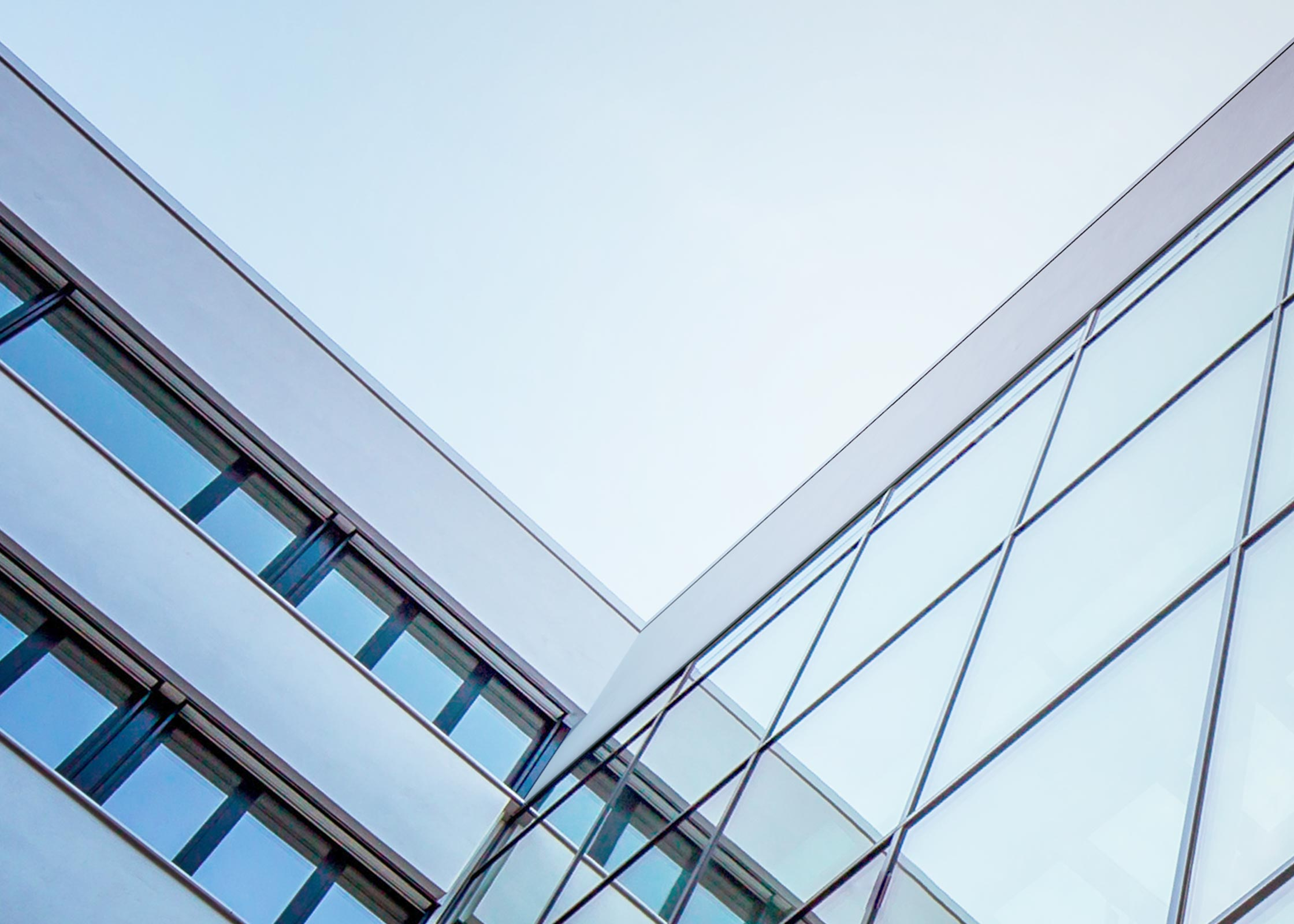 Business Hub Bürogebäude Frontansicht